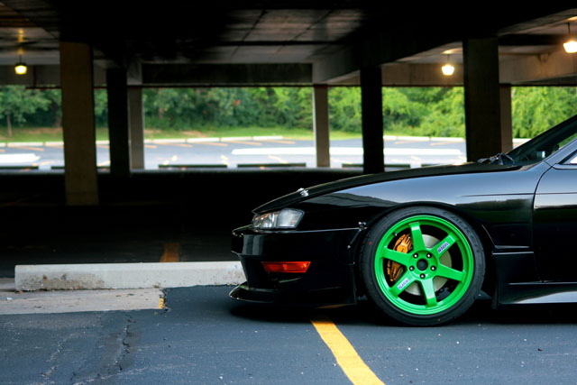 And Color Rims On Black